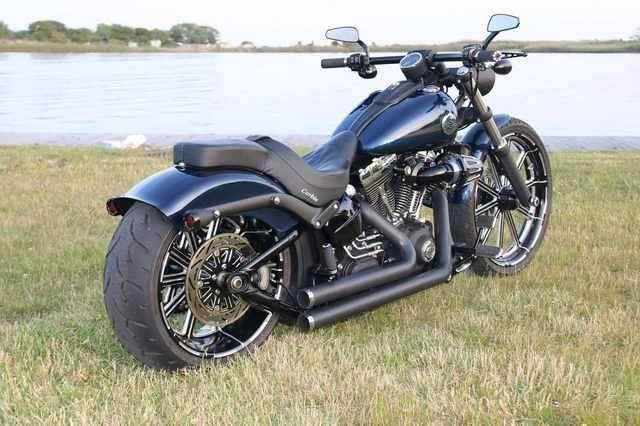 Image result for custom harley davidson breakout for sale