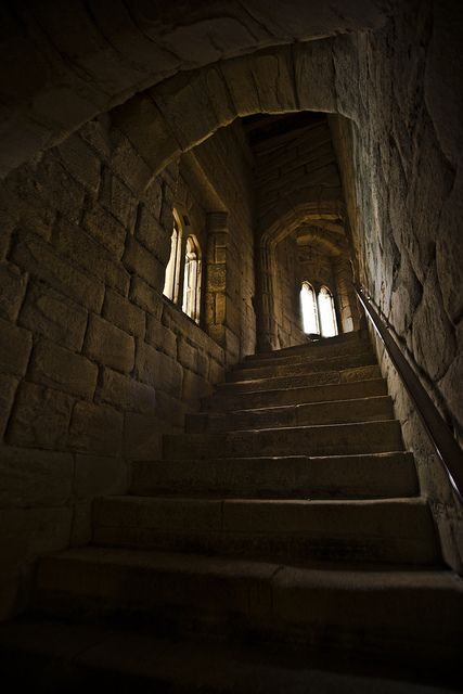 Warkworth Castle, Northumberland Sony a900 by Paul in Leeds, via Flickr