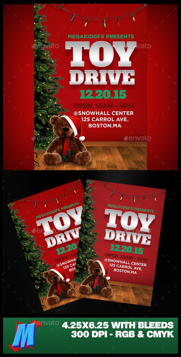 82 best Christmas Bureau images on Pinterest Advertising, Cinema - clothing drive flyer template