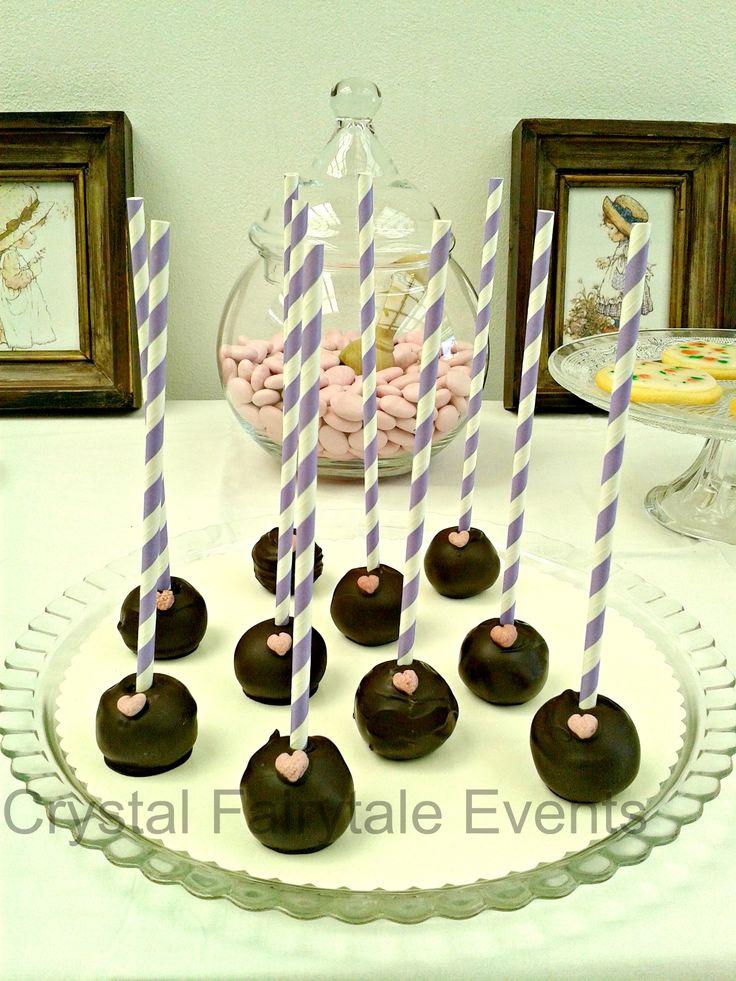 Vegan cake pops #vegan #cakepops #candy #dessert #bar #sarahkay #crystalfairytaleevents