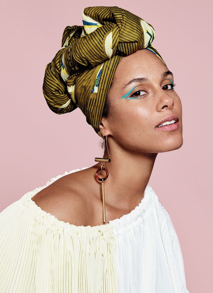 "ALICIA KEYS- ""I think there's something really beautiful about what resonates from within us...there's definitely something powerful about the way your inner feels that reflects on the outer, on your skin. That, to me, is real beauty."""