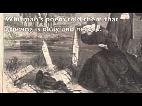 Walt Whitman's poem 'O Captain, my Captain' (ppt 'Why it is important' +Recitation)