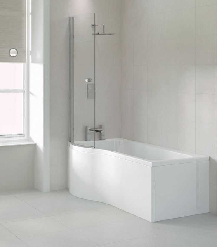 acrylic panels for bathroom walls%0A Buy the P Shape Bath with Glass Screen and Panel      x     now for only  from our cheap Shower Baths range  More Baths available at great prices