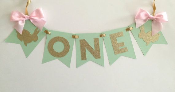 Hey, I found this really awesome Etsy listing at https://www.etsy.com/nz/listing/269750958/bunny-1st-birthday-high-chair-banner-in
