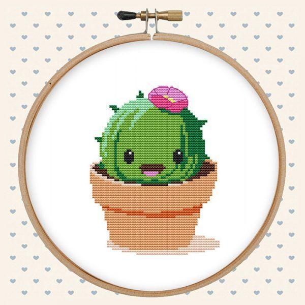 Cute Cross Stitch Patterns - GentleFeather