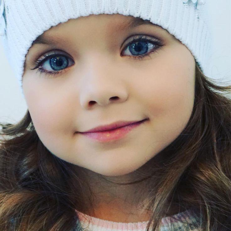 Картинки красивых детей много