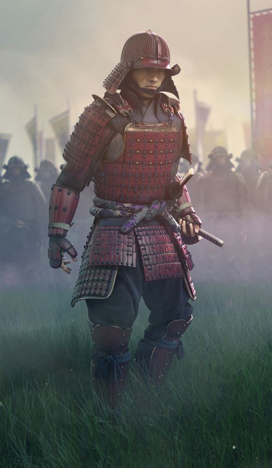 Simplistic armor style like this in pale blue and gray, with hints of green.
