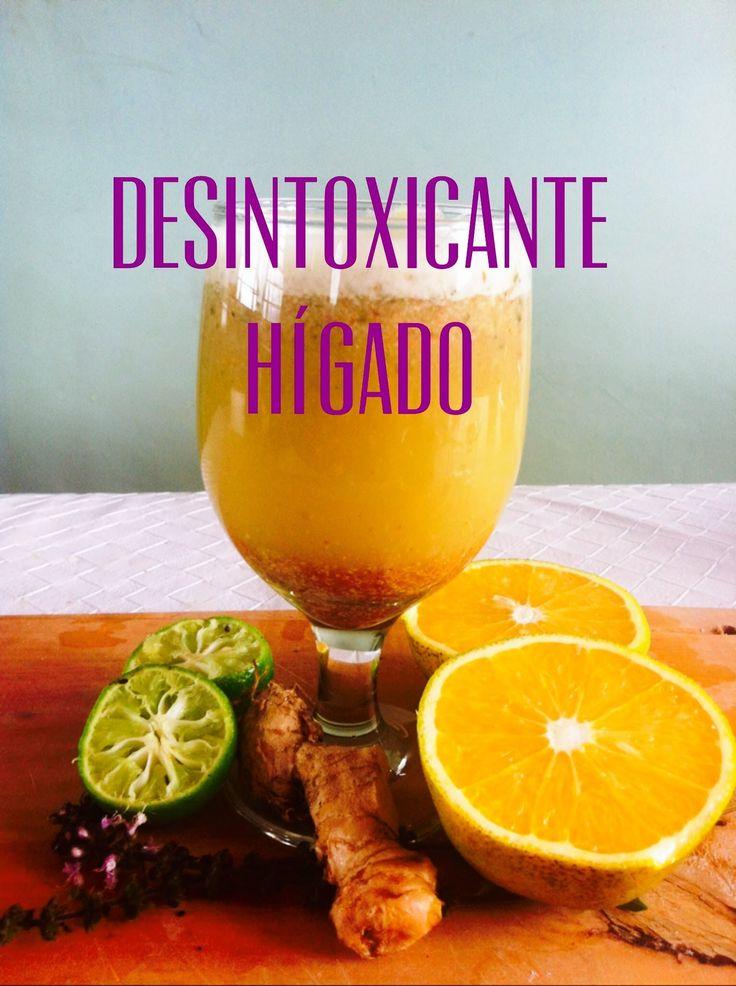 Este jugo, te ayudará a liberar el sistema hepatobiliar- Hígado, vesícula, Pancreas de toxinas acumuladas. Jugo desintoxicante del Hígado #1 http://www.youtu...