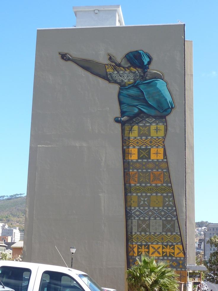 Mama Afrika, Cape Town