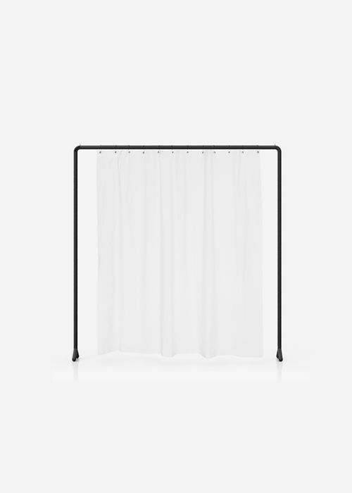 Curtain Space Divider Made with Aalo