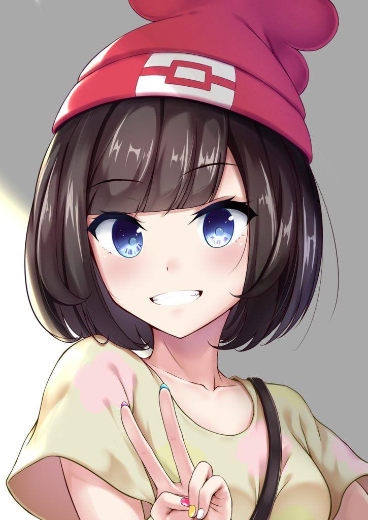 20+ Coiffure fille pokemon lune idees en 2021