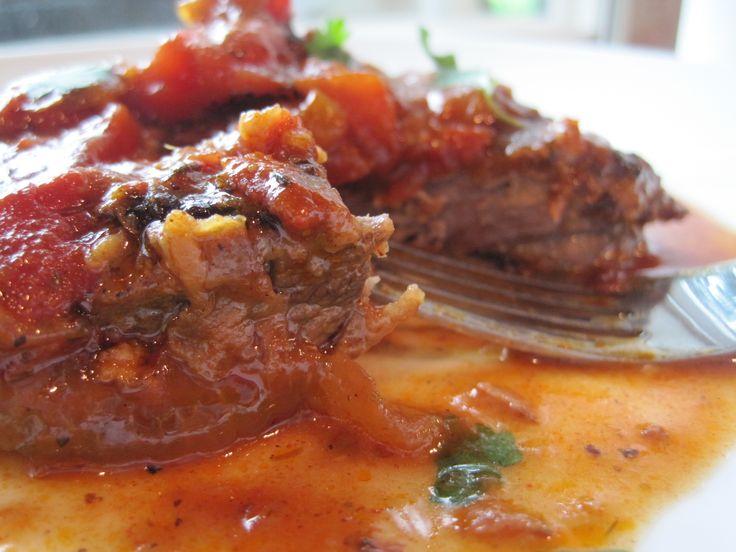 Old Fashioned Swiss Steak – Karista's Kitchen