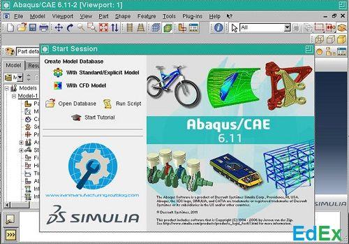 سامانه برون سپاری انجام پروژه | درباره نرم افزار ABAQUS