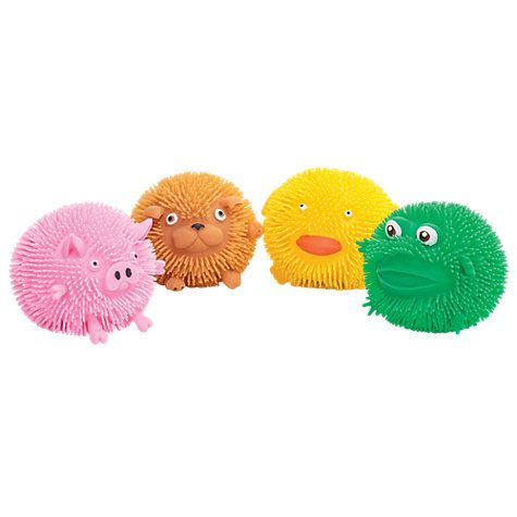 6. Tobar Toys Puffimals, Assorted Online at johnlewis.com - stocking fillers for girls / advent calendar