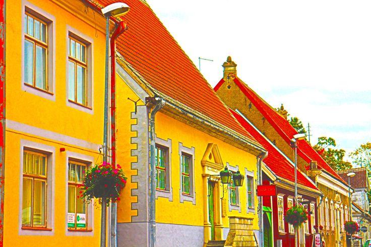 Colorful #Pärnu, #Estonia