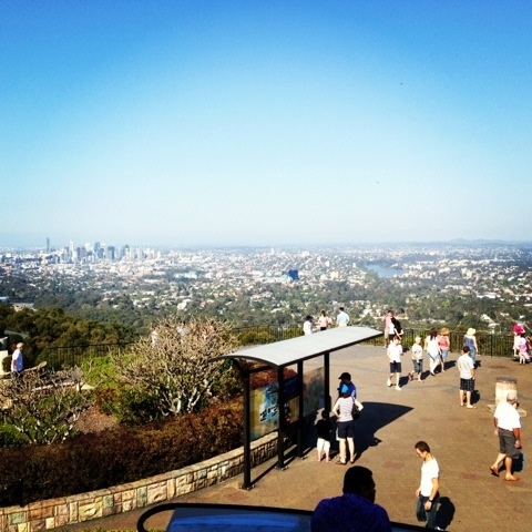 Mount Coot-tha - Bird's Eye View Of Brisbane City | AspirantSG