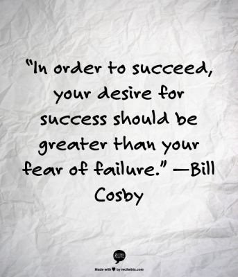 Inspirational Quote-Bill Cosby—Bill Cosby