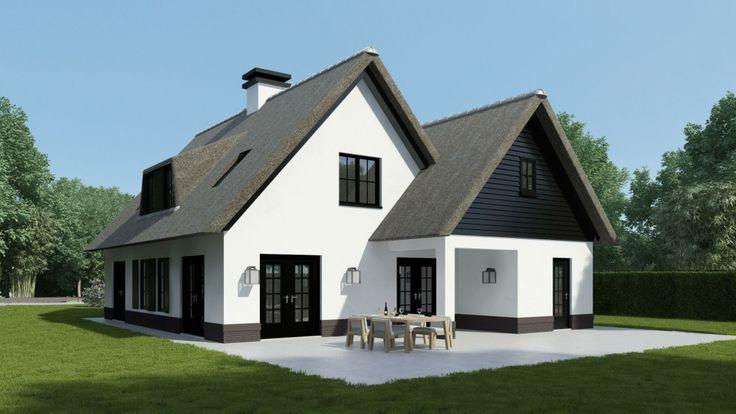 modern landelijk huis bouwen - Google zoeken