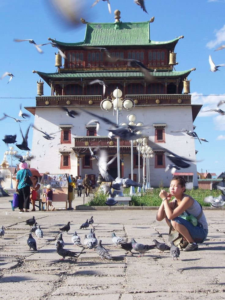 Interesting Ulan Bator - http://www.travelandtransitions.com/destinations/destination-advice/asia/