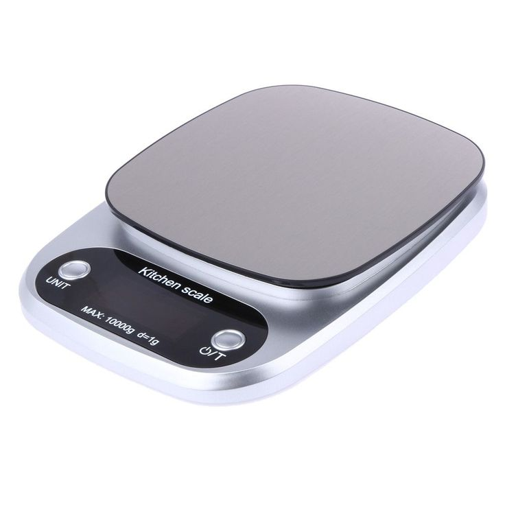 Kitchen Digital Scale 10,000.00 grams to 0.1g Accuracy