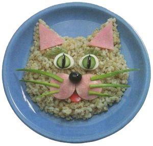 Рецепты блюд для кошек