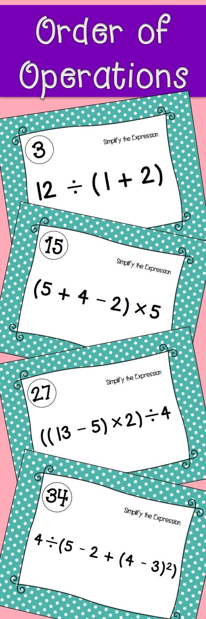 4330 best Classroom Math images on Pinterest | Math activities ...