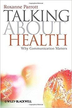 Talking About Health Communication in the Public Interest