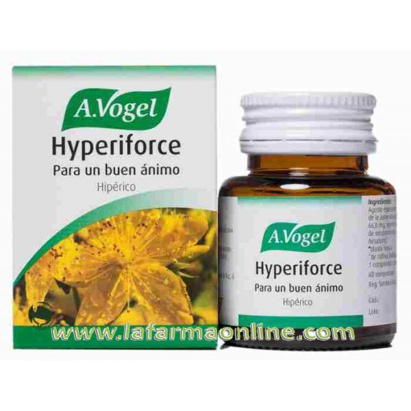 HYPERIFORCE 60 COMPRIMIDOS A. VOGEL