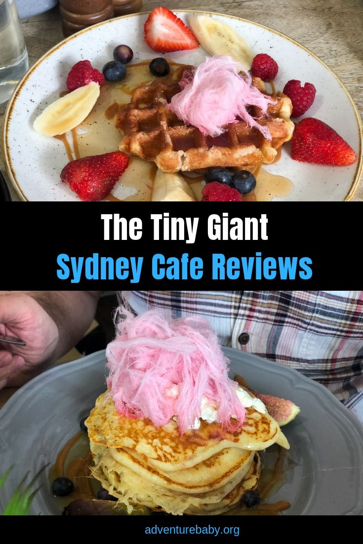 Sydney Cafes Reviews The Tiny Giant With Images Australia