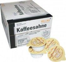 Hellma Kaffeesahne, Kaffeemilch 300 Stück a 7,5g