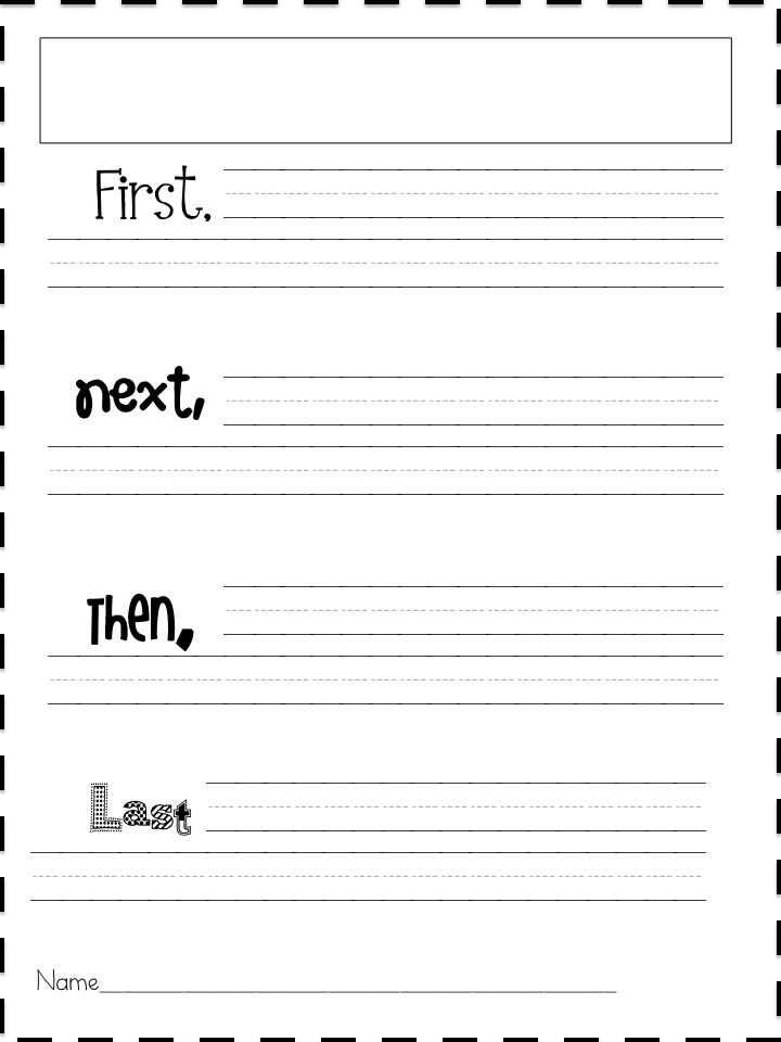 The Common core and YOU: Nonfiction writing printables!