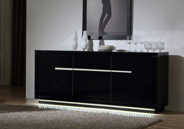 Buffet Noir Pas Cher - Amazing Home Ideas - freetattoosdesign.us