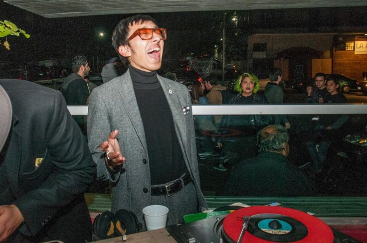 Tijuana's mod scene might be tiny, but that hasn't stopped them from throwing parties every month or raising their kids to keep on carrying the torch.