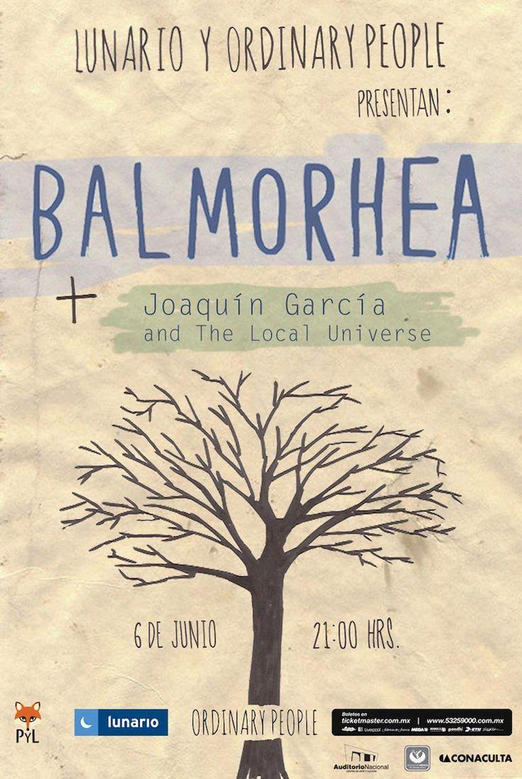Balmorhea en el Lunario del Auditorio Nacional