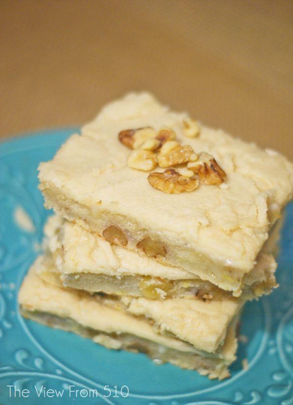 Banana Nut Brownies