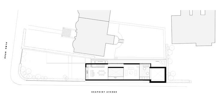 Hofhaus in Dublin / Tiefenentspannt - Architektur und Architekten - News / Meldungen / Nachrichten - BauNetz.de