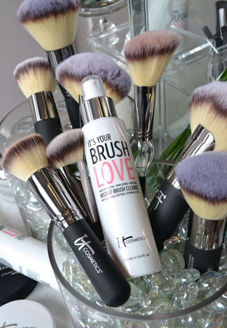 Your favorite IT brushes + Brush Love = a match made in heaven.