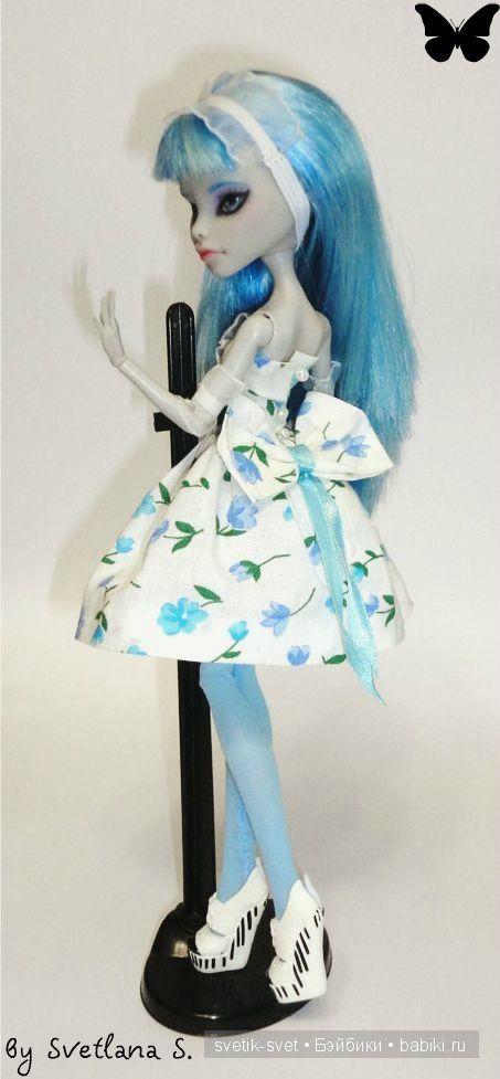 Новые наряды! (Монстр Хай) / Куклы My Scene, Monster High, Монстер Хай от Mattel / Бэйбики. Куклы фото. Одежда для кукол