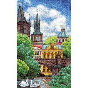 """Panna """"Прага"""" ГМ-0892 наборы для вышивания  интернет-магазин Salfetka-shop.ru"""