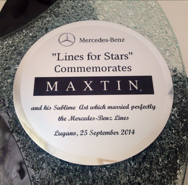 Maxtin @ Mercedes-Benz ( Commemorates )