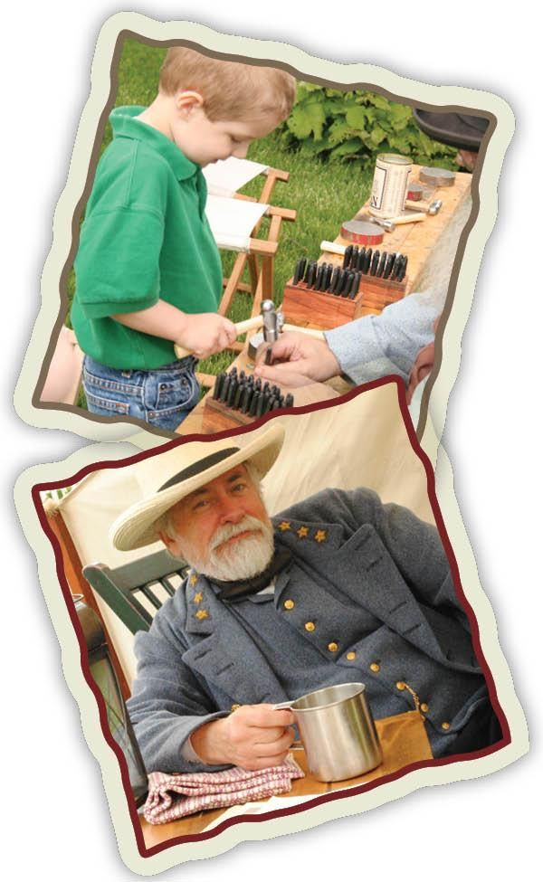 Naper Settlement Civil War Days