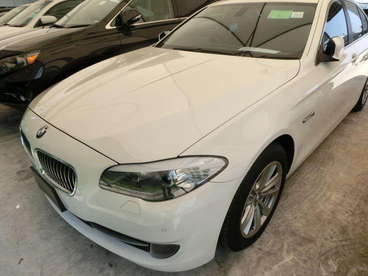 2011 BMW 523i 2.5