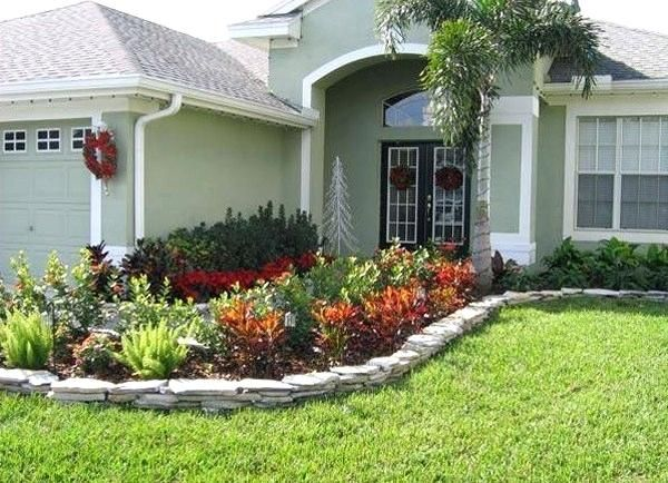 12+ Front yard florida landscaping ideas for front of house ideas