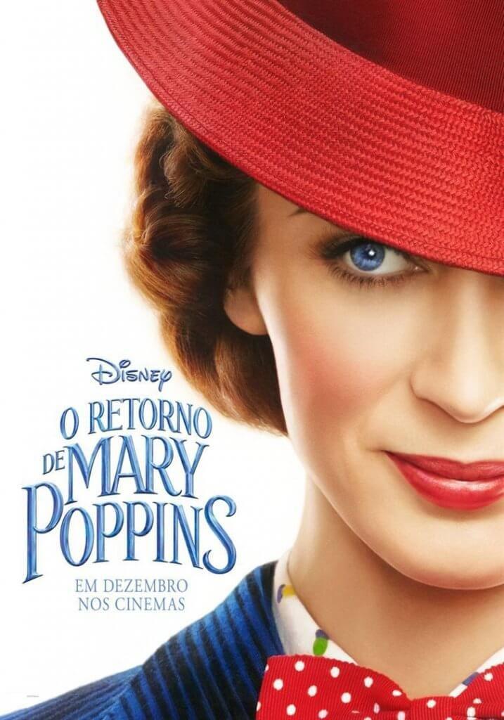 O retorno de mary poppins' ganha trailer e cartaz | no name.