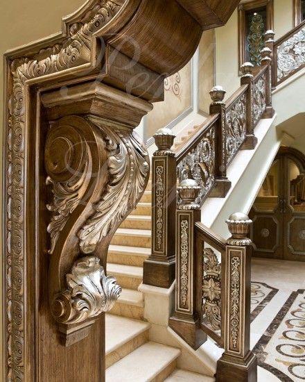 Perla Lichi Design » Stairways