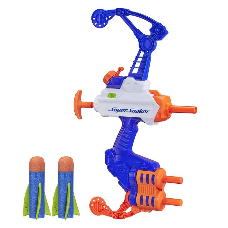 "Nerf - Super Soaker - Tidal Torpedo Bow - Promociones - REGALO chaleco táctico - Toys""R""Us"