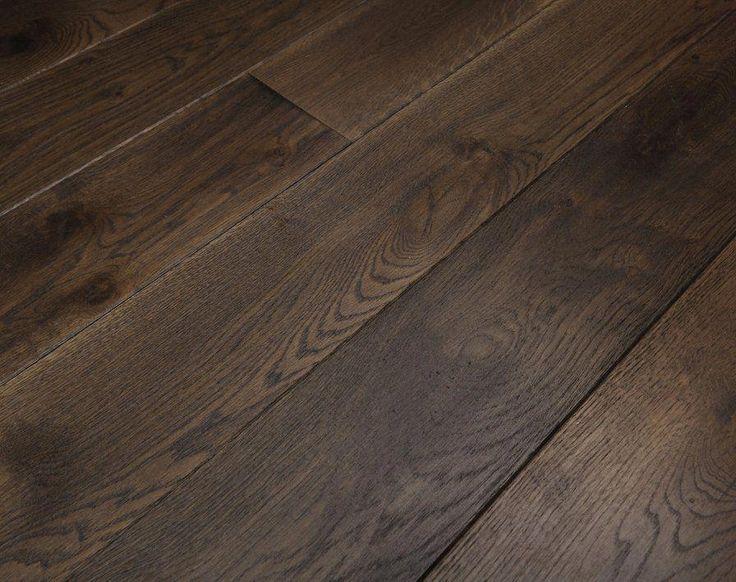 Broadleaf Dark Oak Flooring – a wood floor that is dark in tone but light in fee…