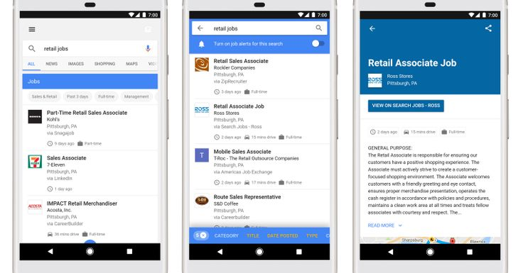 Google launches its AI-powered jobs search Tech news, Search