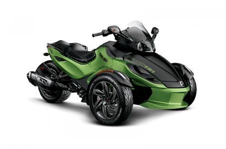 Can-Am Spyder® RS-S - SE5 St. Boni Motorsports St. Bonifacius, MN 877-385-0339