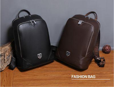BaiLiLaoRen LY-270. Брендовый модный высококачественный мужской рюкзак, сумка из натуральной коровьей кожи. Школьная сумка, рюкзак для подростков.